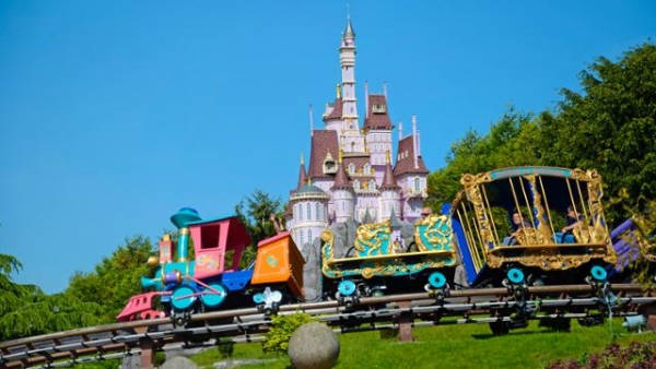 Casey Jr. - le Petit Train du Cirque
