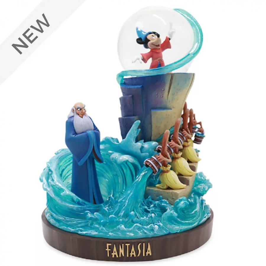 Disney Store Fantasia Limited Edition beeldje