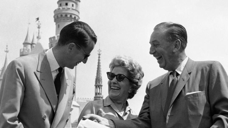 Terug naar 1959: Koninklijk bezoek in Disneyland
