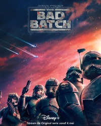 Star Wars: The Bad Batch komt naar Disney+ op May the 4th