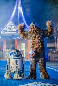 (Er was eens) 26 maart 2017: Opening van Star Tours: The Adventure Continues
