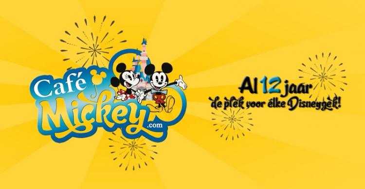 Café Mickey bestaat 12 jaar!