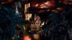 Disneyland Paris - Ride & Learn in Pirates of the Caribbean