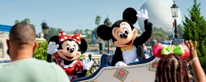 Boek nu voor Walt Disney World in 2022