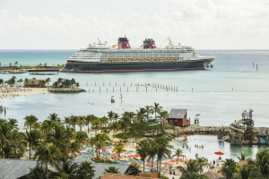 Disney Cruise Line was de eerste cruise line…