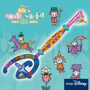 Gratis  It's a Small World Opening Ceremony Key, nieuwe collecties en korting bij ShopDsney