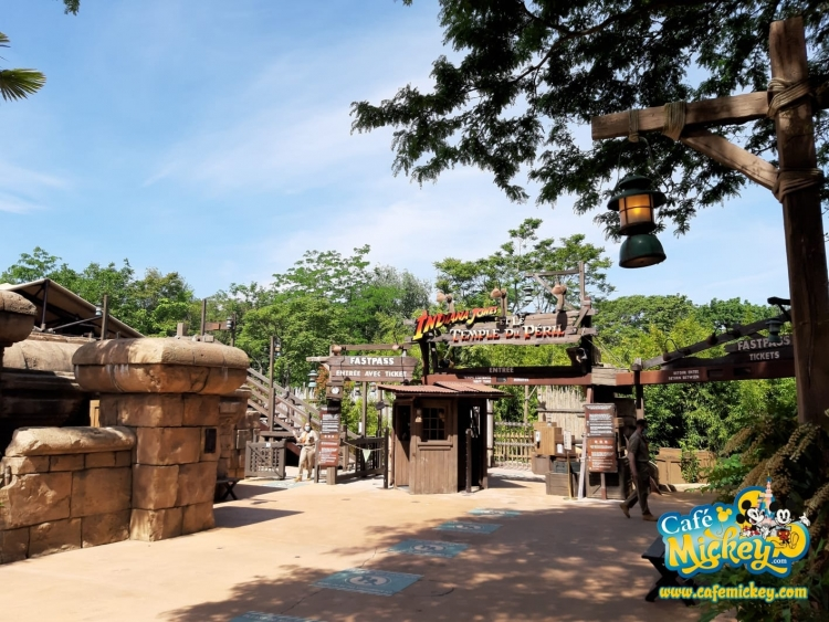 Indiana Jones™ and the Temple of Peril