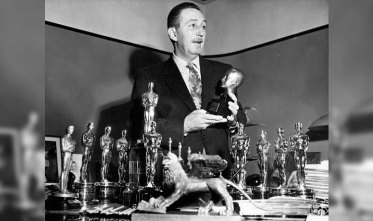 Disney en de Oscars – Jaren '50