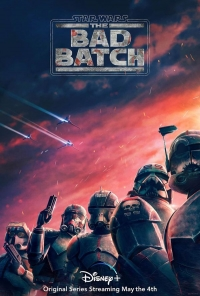 Disney deelt trailer van 'Star Wars: The Bad Batch'
