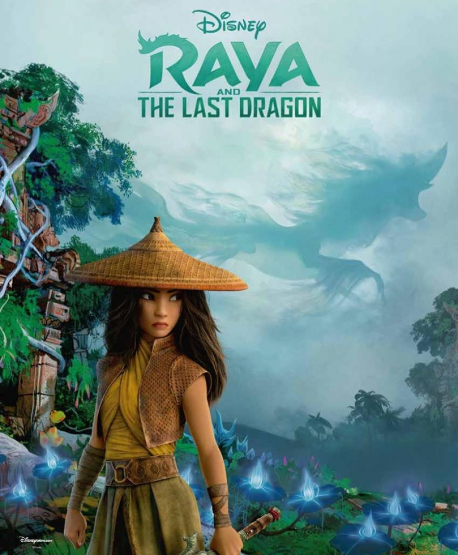 Raya and the Last Dragon op Disney+ en in de bioscoop