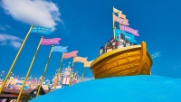 In 2015 heropende It's a Small world na een grote renovatie