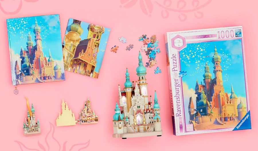 Disney Castle-collectie - Rapunzel