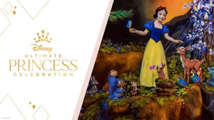 Disney's Ultimate Princess Celebration: Waar je je favoriete Disney prinsessen en koninginnen kunt zien en hoe je de magie mee naar huis kunt nemen