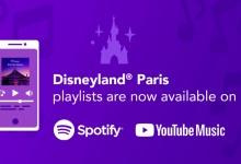 Ervaar elke dag de magie met muziek uit Disneyland Paris!