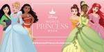 """Disney  the """"Ultimate Princess Celebration"""" met de lancering van het eerste wereldwijde Princess Week op 23 August 2021"""