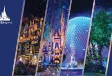 De magie roept je om vanaf 1 oktober de 50e verjaardag te komen vieren in Walt Disney World Resort