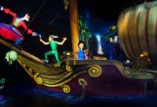 Op weg met Peter Pan in Disneyland Parijs