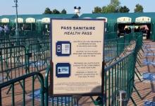 Disneyland Paris controleert bezoekers op coronabewijs