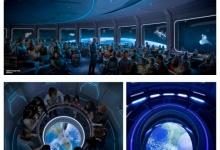 Space 220 Restaurant opent zijn deuren in EPCOT in september 2021