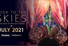 Vuurwerkspektakels zijn terug in de Disney Parken in de VS deze zomer
