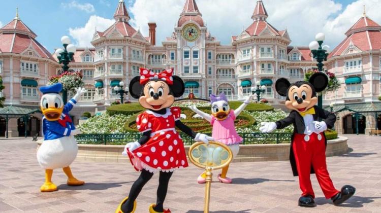 Disneyland Paris brengt de magie terug tot leven