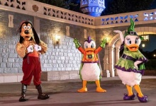 Disney After Hours Boo Bash brengt Halloweenpret naar Magic Kingdom Park (WDW)