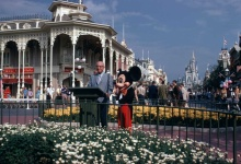 Vijf decennia magie in Walt Disney World Resort