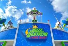 Buzz Lightyear Laser Blast krijgt een nieuwe ingang voor zijn 15e verjaardag in Disneyland Paris!