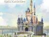 Een voorproefje van nieuwe Disney-boeken ter ere van de komende 50e verjaardag van Walt Disney World Resort