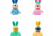 Vier Pasen met deze Disney knuffels