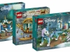 Nieuwe LEGO Disney Raya and the Last Dragon sets