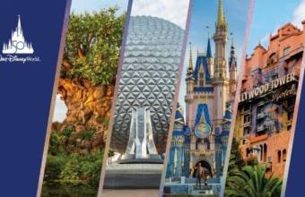 De World's Most Magical Celebration begon op 1 oktober!