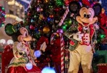 Mickey's Once Upon a Christmastime Parade, Vuurwerk en meer komen naar Disney Very Merriest After Hours in het Magic Kingdom!