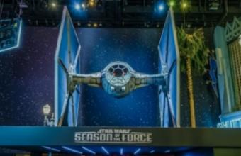 Terugblik: Kom de schepen ontdekken geïnspireerd door Star Wars tijdens Season of the Force