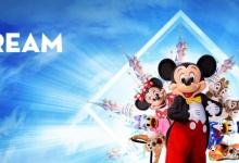 Disneyland Paris lanceert de nieuwe brochure en campagne Live The Dream