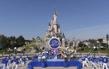 4 jaar geleden vierde Disneyland Paris zijn 25ste verjaaardag