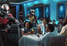 'Avengers: Quantum Encounter' maakt zijn debuut in Worlds of Marvel aan boord van de Disney Wish