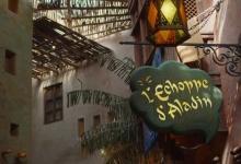 Dream Makers - Restaurant Agrabah Café: Ontmoet Matteo en Rafael
