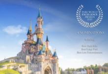 Disneyland Paris wint bij de European Star Awards