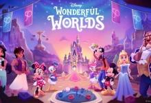 Binnenkort kun je je eigen droompark creëren in Disney Wonderful Worlds!