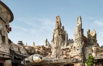 #DisneyMagicMoments: ga achter de magie achter Star Wars : Galaxy's Edge