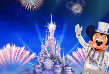 Disney New Year's Eve Party