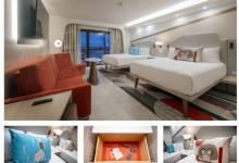 Eerste blik op een vernieuwde gastenkamer in Disney's Contemporary Resort
