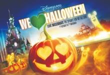 Halloween in Disneyland Paris