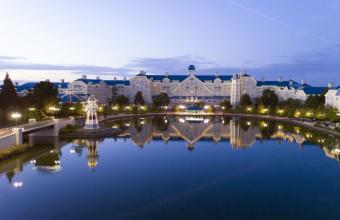 Disney's Newport Bay Club ****