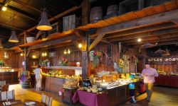 La Grange au Billy Bob's Country Western Saloon