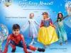 Disney-, Marvel- en Star Wars-verkleedkostuums voor het hele gezin