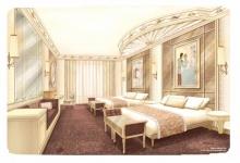 Het Disneyland Hotel - de volgende stap in de hotel transformaties