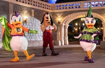 Nieuw Halloween gethematiseerde 'Disney After Hours BOO BASH' komt dit najaar naar Magic Kingdom Park!
