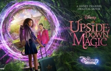 Upside-Down Magic vanaf deze week op Disney Channel
